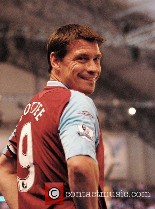 Tony Cottee  at the Premier League All...