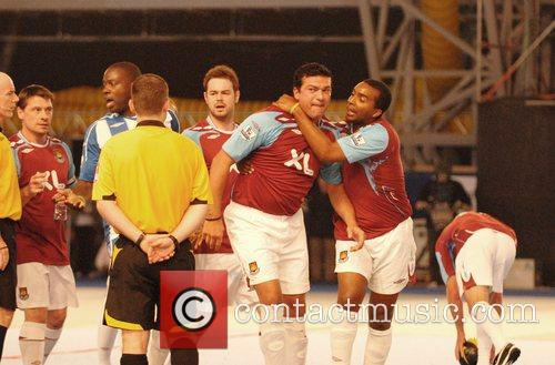 Tamar Hassan  at the Premier League All...