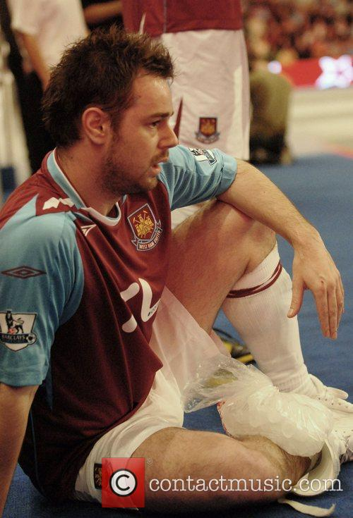 Danny Dyer at the Premier League All Stars...