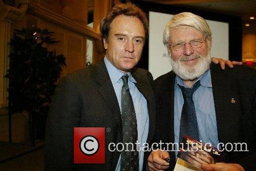 Bradley Whitford and Theodore Bikel The Alliance For...