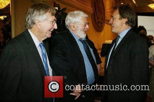 Seymour Hersh, Theodore Bikel and Bradley Whitford The...