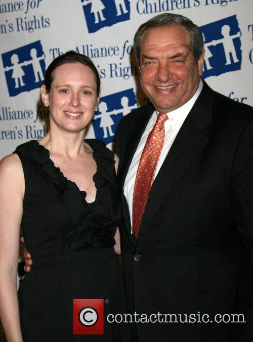 Dick Wolf and Christine Marburg 2