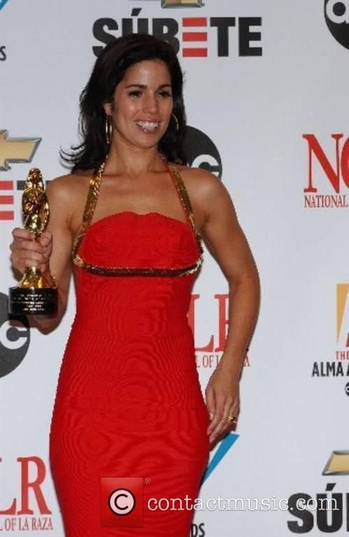 Ana Ortiz The 2007 Almas Awards at the...