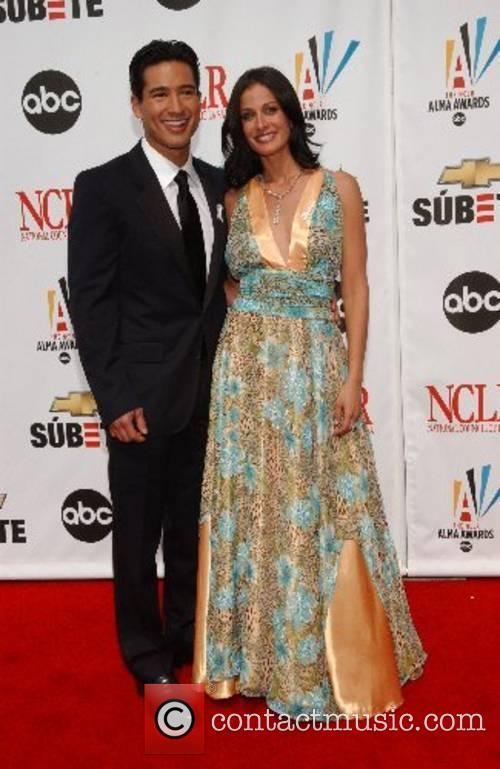 Mario Lopez and Dayanara Torres The 2007 Almas...