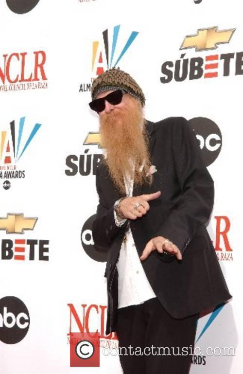 Billy Gibbons of ZZ Top The 2007 Almas...