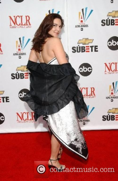 Laura Harring The 2007 Almas Awards at the...