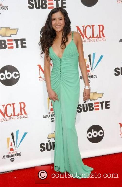 Emily Rios The 2007 Almas Awards at the...