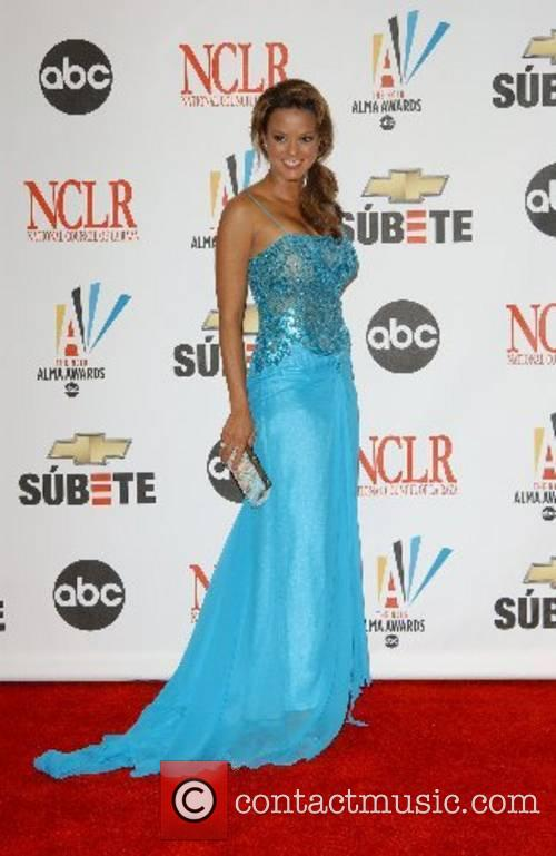 Eva LaRue Callahan The 2007 Almas Awards at...