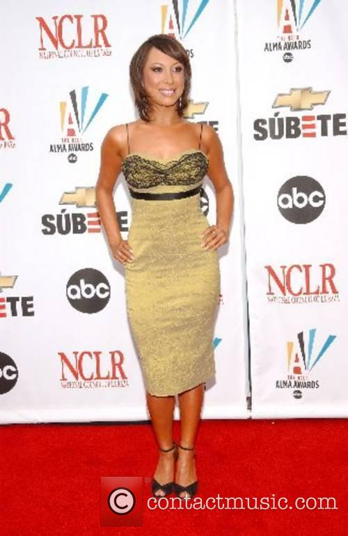 Cheryl Burke The 2007 Almas Awards at the...