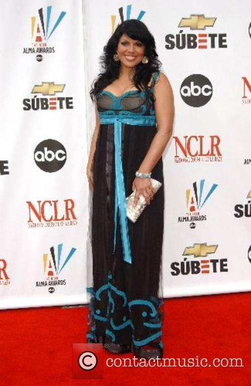 Sara Ramirez The 2007 Almas Awards at the...