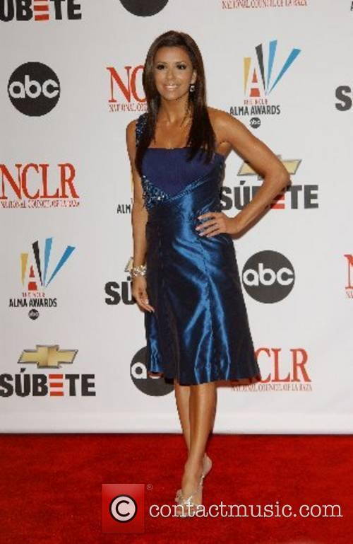 Eva Longoria The 2007 Almas Awards at the...