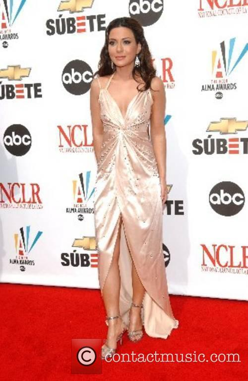 Marisol Nichols The 2007 Almas Awards at the...