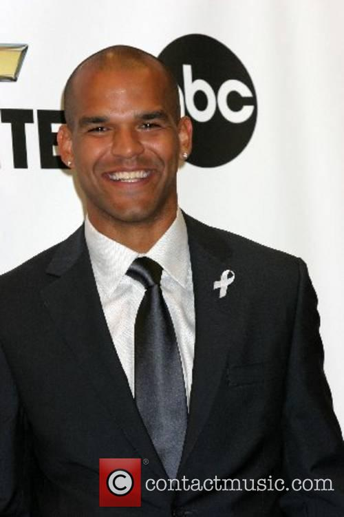 Amaury Nolasco The 2007 Almas Awards at the...