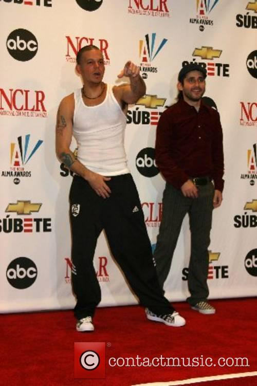 Calle 13 The 2007 Almas Awards at the...