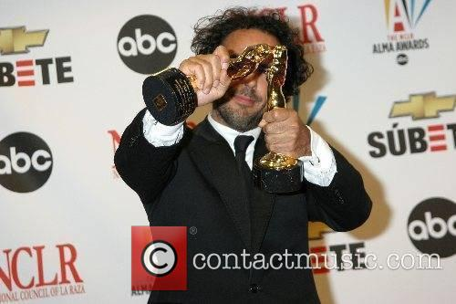Alejandro Gonz‡lez The 2007 Almas Awards at the...
