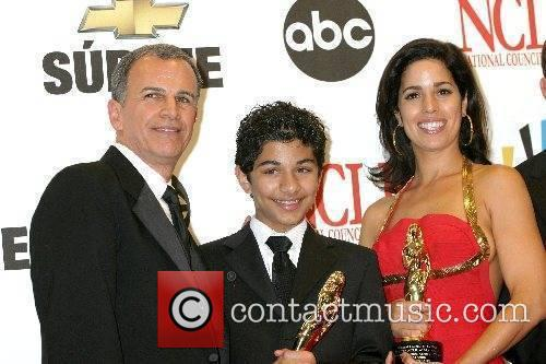 Tony Plana, Mark Indelicato, Ana Ortiz The 2007...