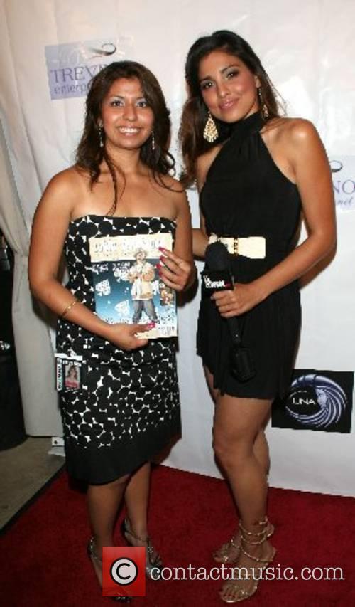 ALMA Awards private post reception held at Villa...