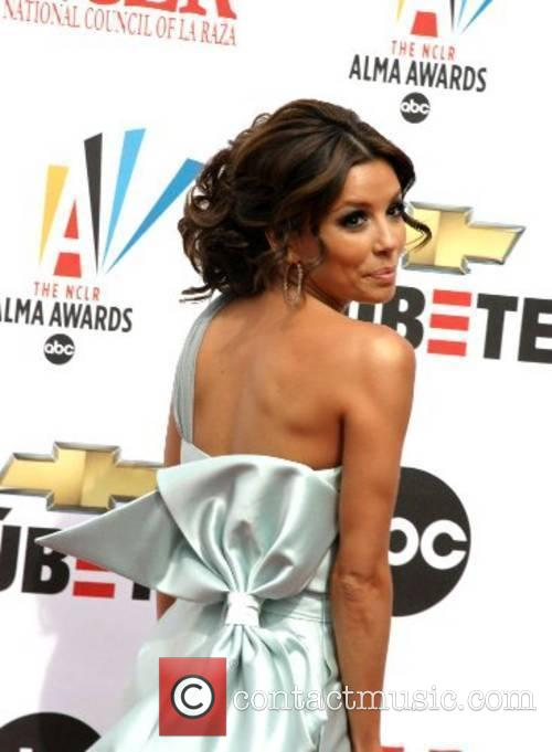 Eva Longoria 2007 Alma Awards