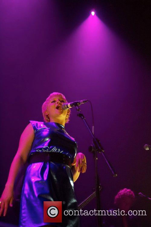 Alphabit performing live in concert at The Rockhal...