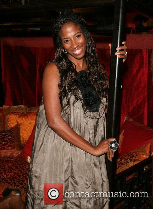 Shondrella Avery Book launch party for 'Altar Your...