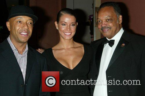 Russell Simmons and Alvin Ailey 1