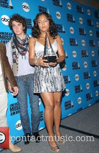 Kevin Jonas and Ashanti The 2007 American Music...