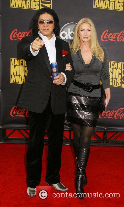 2007 American Music Awards held at the at...