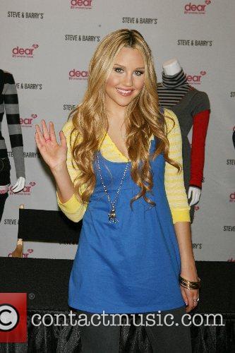 Amanda Bynes unveils her new clothing line 'Dear'...