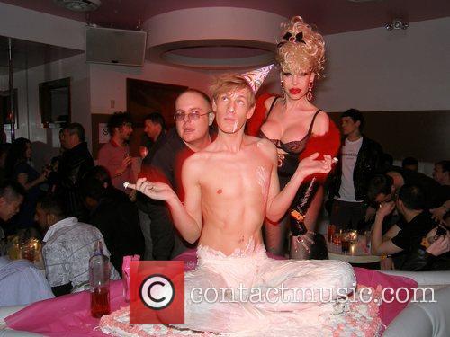 DJ Chip Duckett's birthday soiree at the grand...