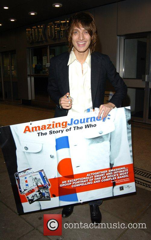 Premiere of the DVD 'Amazing Journey: The Story...