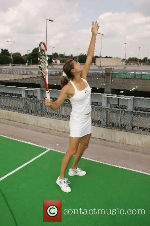 Amelie Mauresmo and Wimbledon 5