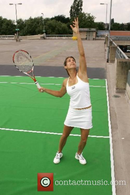 Amelie Mauresmo and Wimbledon 4