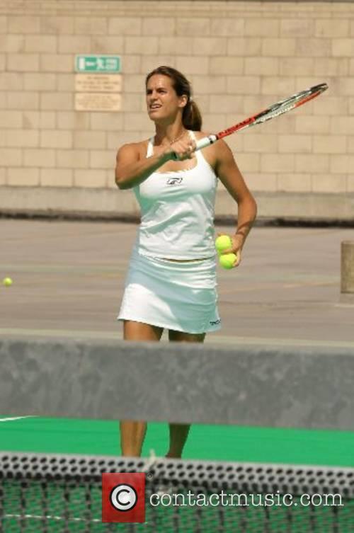 Amelie Mauresmo and Wimbledon 3