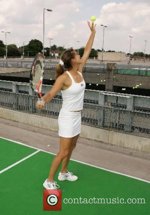 Amelie Mauresmo and Wimbledon 7