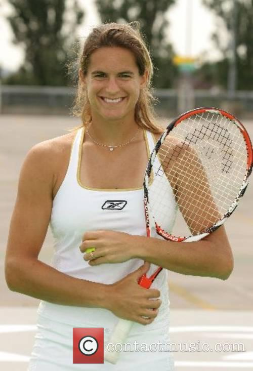 Amelie Mauresmo and Wimbledon 6