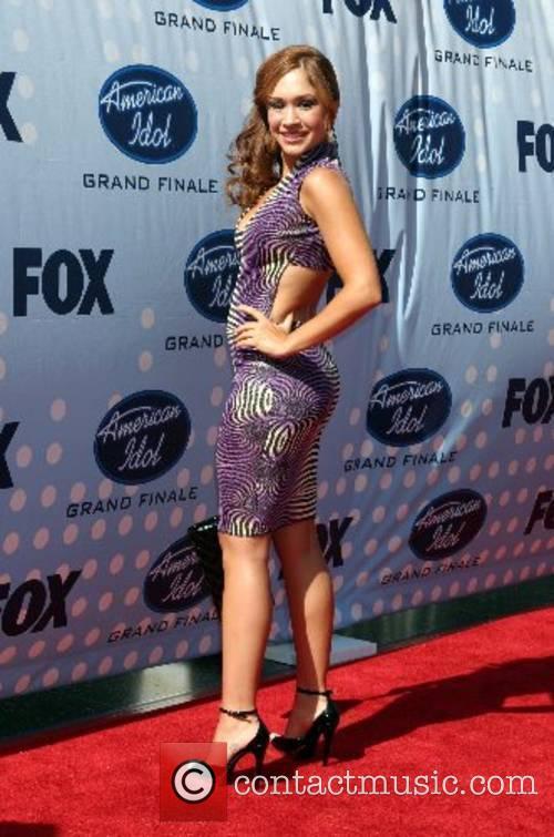 American Idol Season 6 finale at the Kodak...