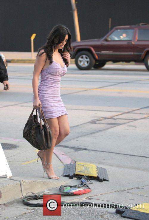Kim Kardashian and Adrian Grenier 6