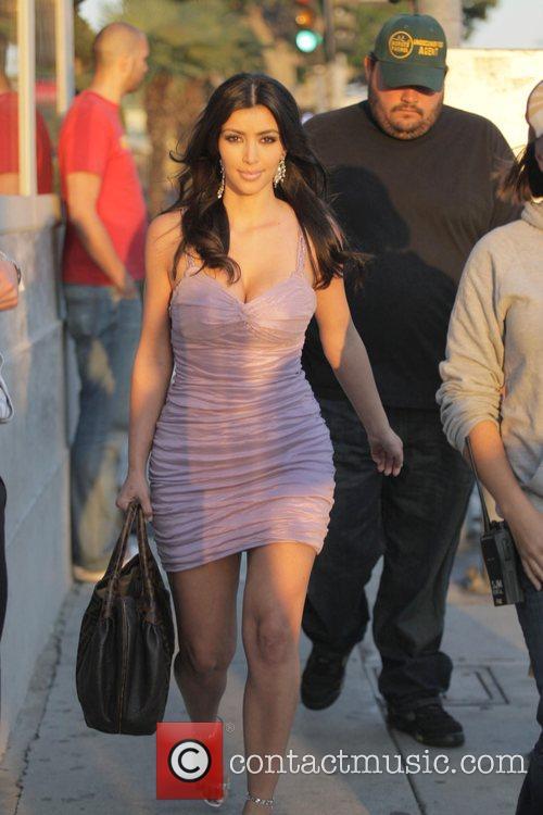 Kim Kardashian and Adrian Grenier 13