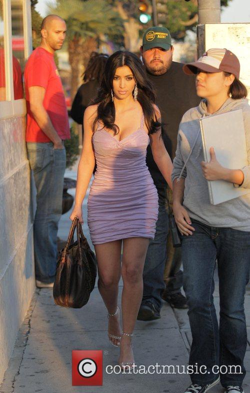 Kim Kardashian and Adrian Grenier 11