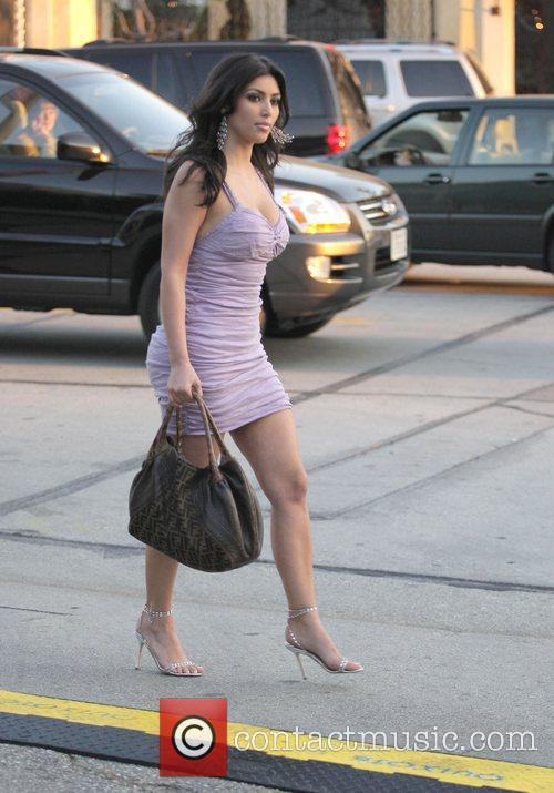Kim Kardashian and Adrian Grenier 4