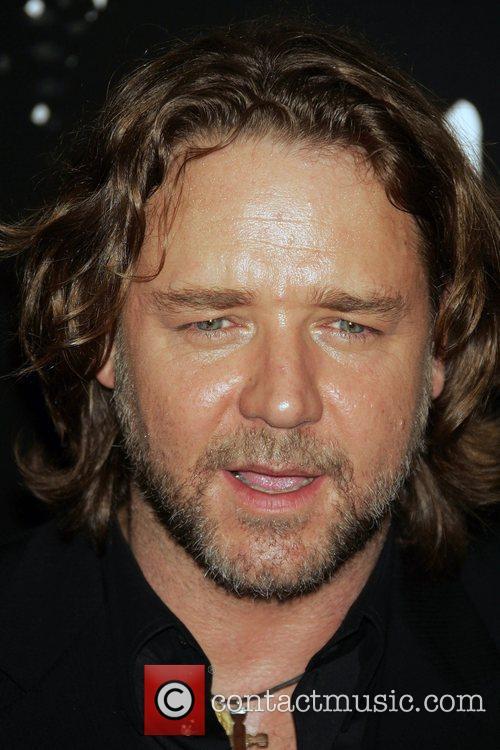 Russell Crowe New York Premiere of 'American Gangster'...