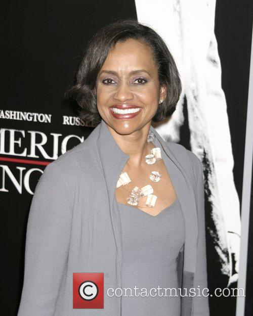 Judge Judy Hackett New York Premiere of 'American...