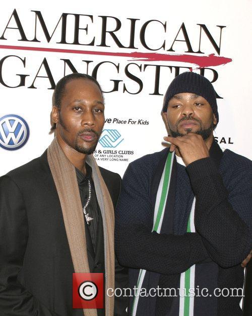 RAZ and Method Man New York Premiere of...