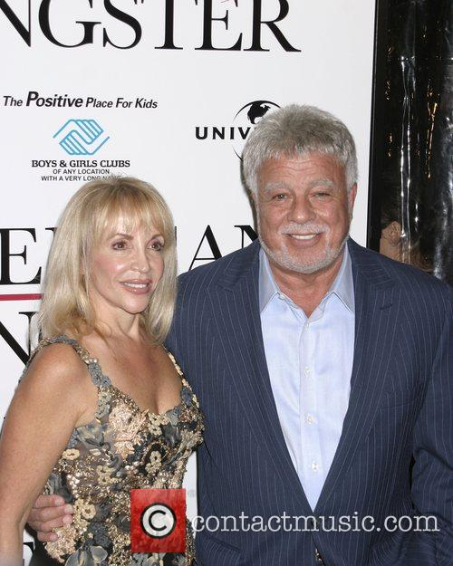 Richie Robbins and Wife New York Premiere of...