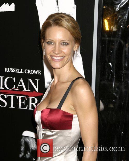 Kadee Stricklan New York Premiere of 'American Gangster'...