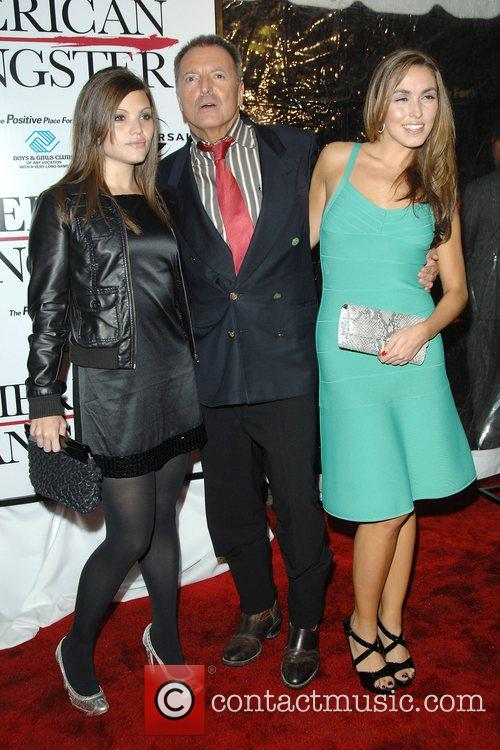 Armand Assante and guests New York Premiere of...