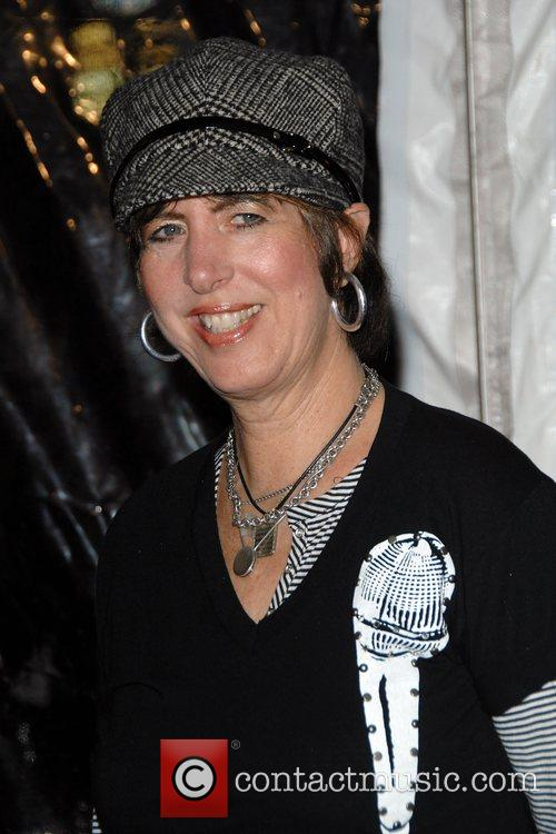 Diane Warren New York Premiere of 'American Gangster'...