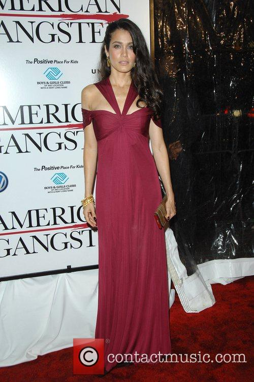 Lymari Nadal New York Premiere of 'American Gangster'...