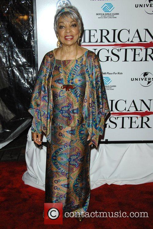 Ruby Dee New York Premiere of 'American Gangster'...