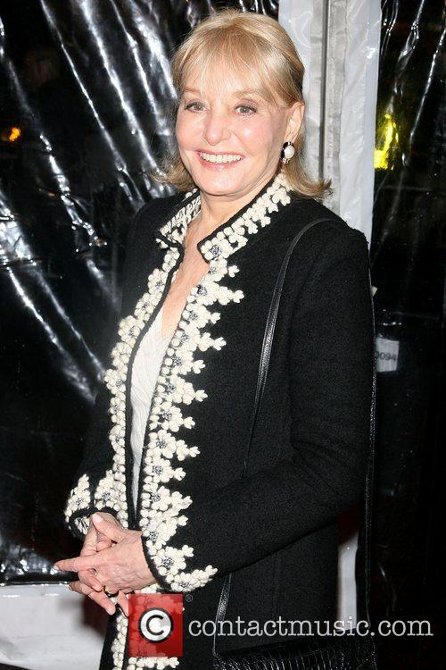 Barbara Walters New York Premiere of 'American Gangster'...
